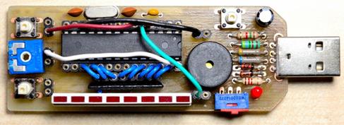 Microcontroller Stick